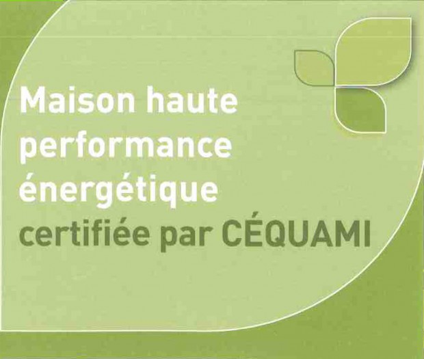 C'est Officiel ! Certifications Effinergie+ de nos maisons