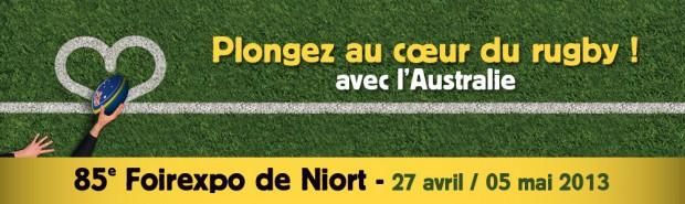 Foires exposition de Niort et Saint-Maixent