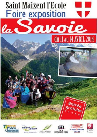 Foire de Saint-Maixent 2014