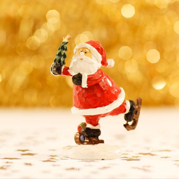 Joyeuses fêtes et à l'année prochaine