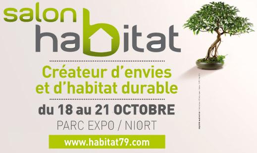 Salon de l'habitat Niort 79