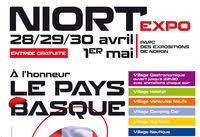 Retrouvez-nous à Niort Expo du 28 Avril au 1er Mai