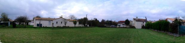 Terrains centre Frontenay Rohan Rohan