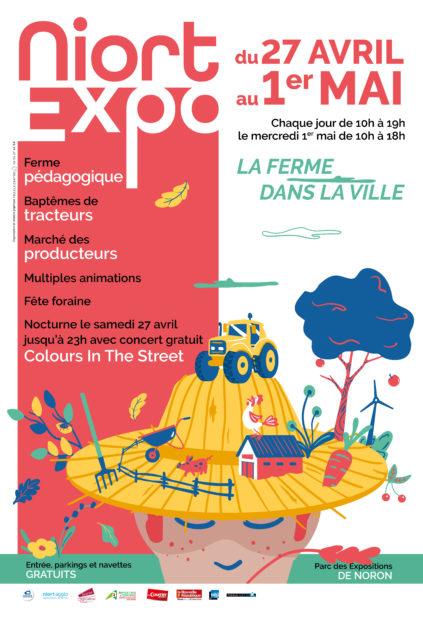 Retrouvez-vous à Niort Expo!